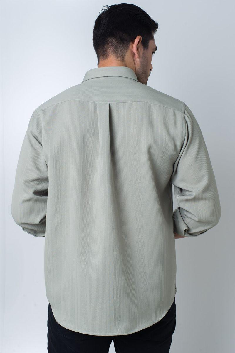 Camisa-casual-masculina-tradicional-microfibra-verde-f06208a-verso