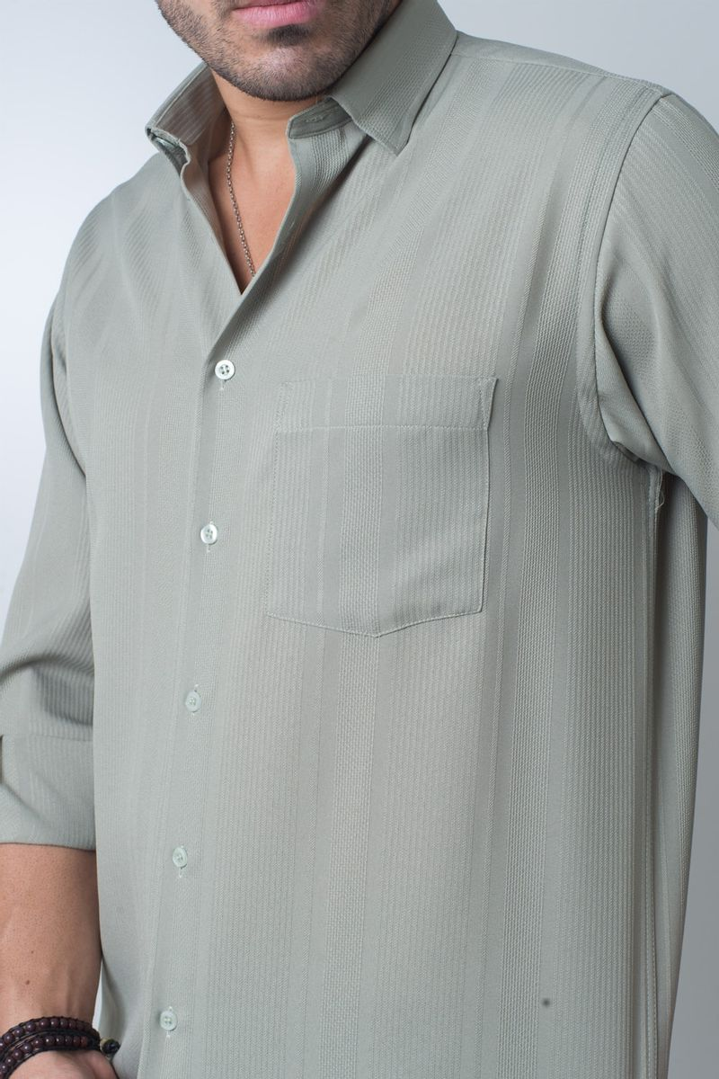 Camisa-casual-masculina-tradicional-microfibra-verde-f06208a-detalhe1
