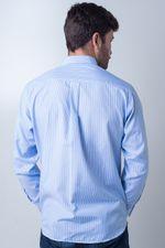 Camisa-casual-masculina-tradicional-algodao-azul-claro-f01755a-verso