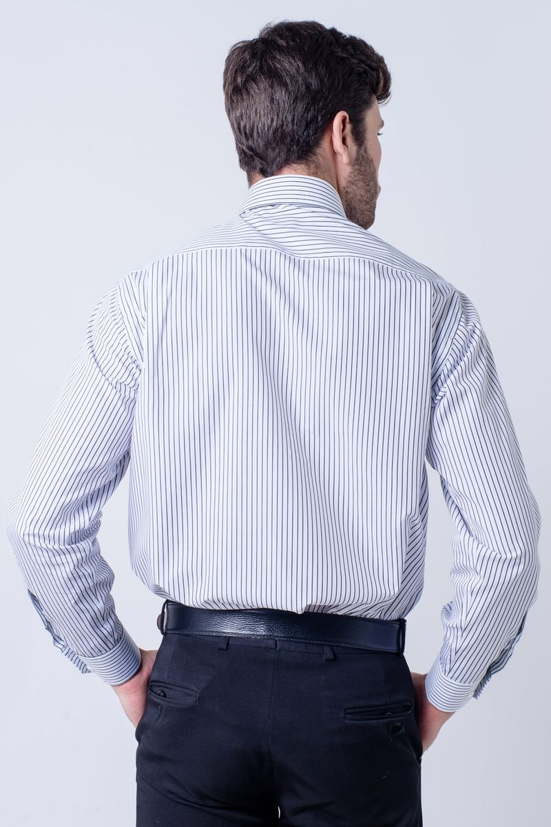 Camisa-casual-masculina-tradicional-algodao-fio-60-preto-f03823a-verso