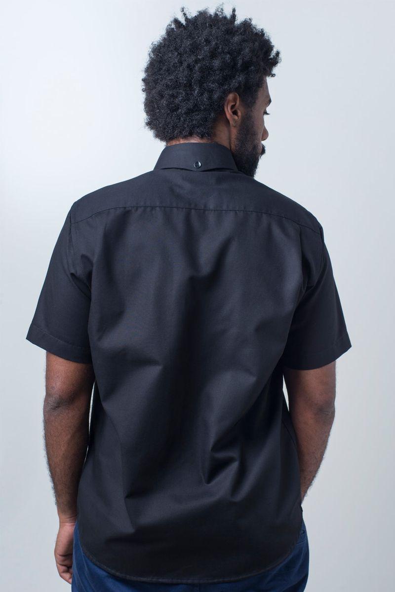 Camisa-casual-masculina-tradicional-sarjada-preto-f01700a-verso