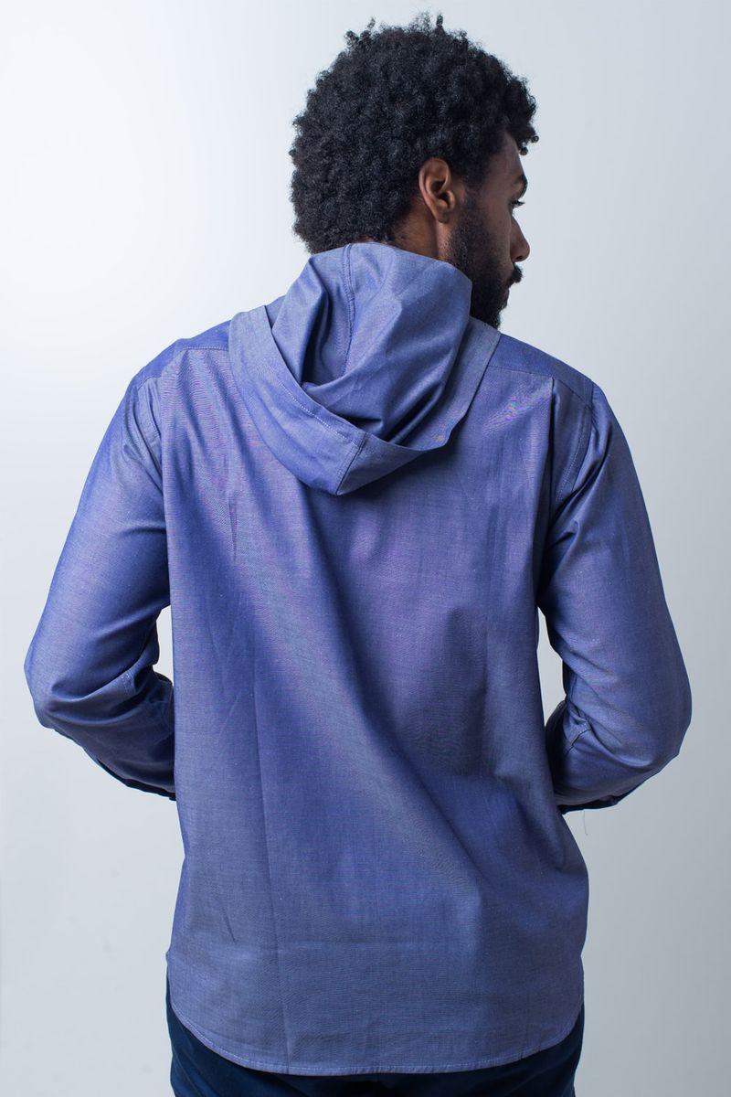 Camisa-casual-masculina-tradicional-algodao-fio-40-azul-f01444a-verso