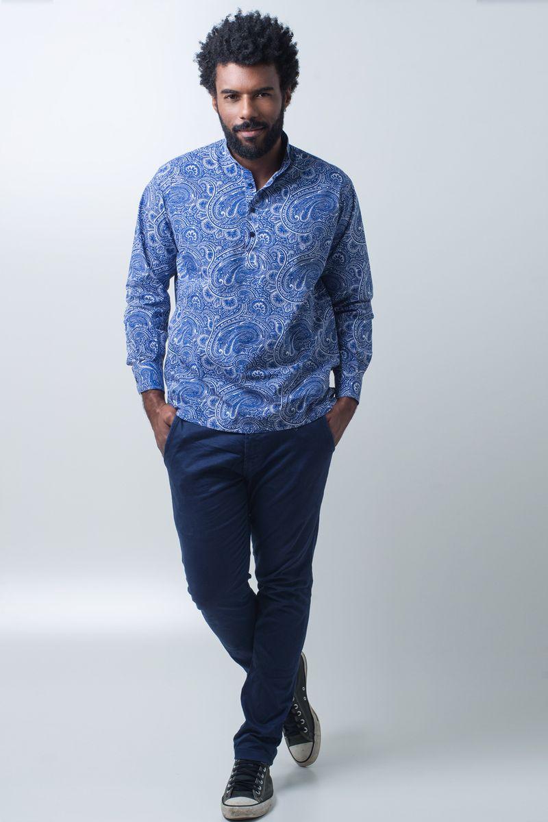 Camisa-bata-casual-masculina-tradicional-algodao-fio-50-azul-f01675a-detalhe2