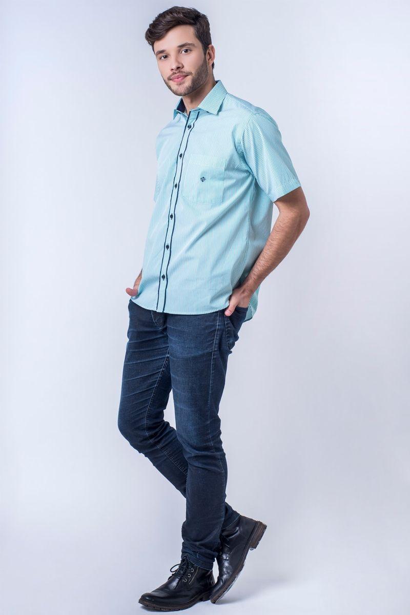Camisa-casual-masculina-tradicional-algod-o-fio-60-verde-f01277a-detalhe2