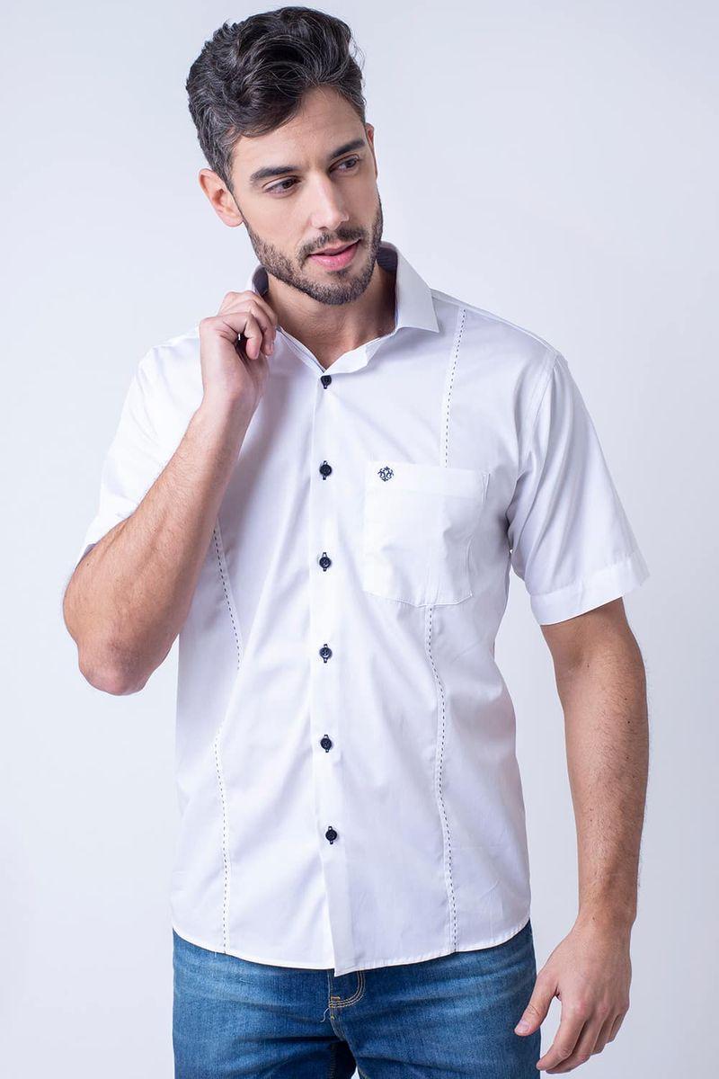 Camisa-casual-masculina-tradicional-algodao-fio-60-branco-f01145a-1
