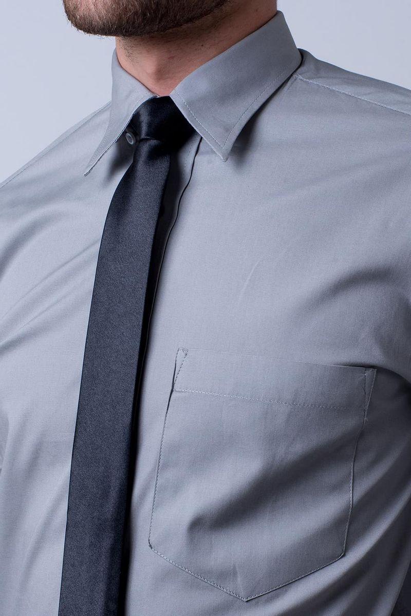 Camisa-social-masculina-tradicional-algodao-fio-40-cinza-f09935a-3