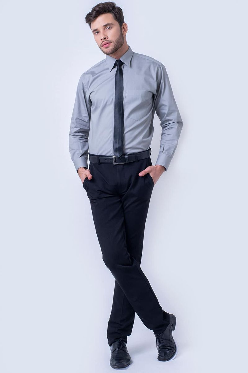 Camisa-social-masculina-tradicional-algodao-fio-40-cinza-f09935a-4