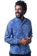 Camisa-bata-casual-masculina-tradicional-algodao-fio-50-azul-f01675a-5
