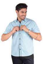 Camisa-casual-masculina-tradicional-algodao-fio-60-verde-f01277a-5