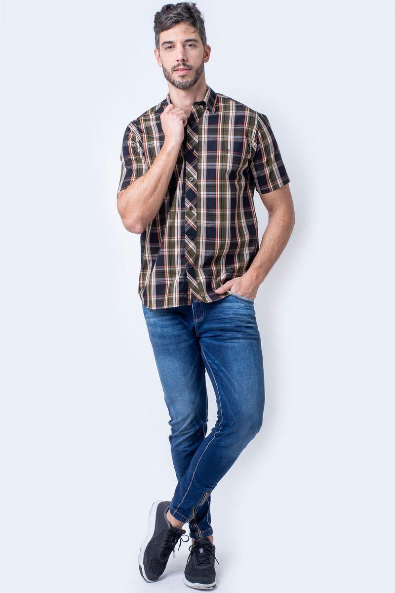 Camisa-casual-masculina-tradicional-algodao-fio-50-verde-f01884a-4