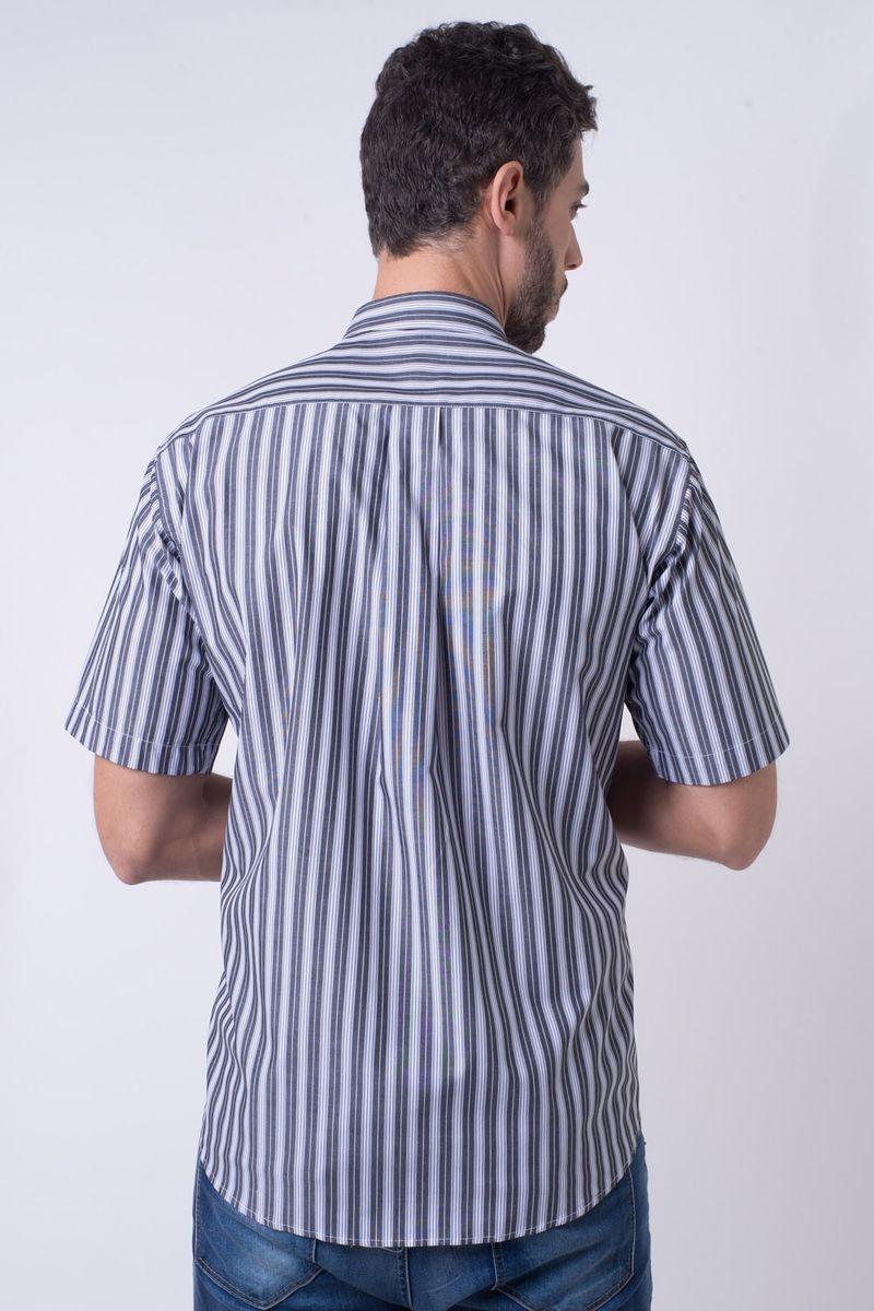 Camisa-casual-masculina-tradicional-algodao-fio-50-preto-f01196a-2
