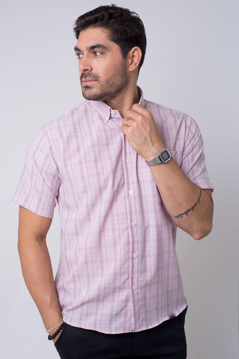 Camisa-casual-masculina-tradicional-microfibra-rosa-f07527a-1