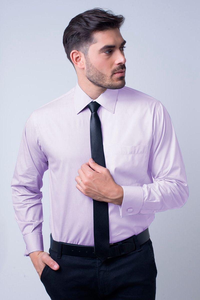 Camisa-social-masculina-tradicional-algodao-fio-60-lilas-f06798a-1