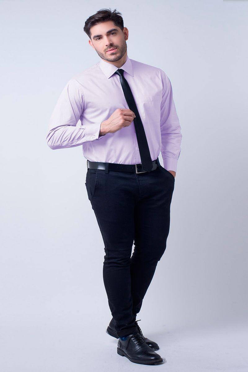 Camisa-social-masculina-tradicional-algodao-fio-60-lilas-f06798a-4