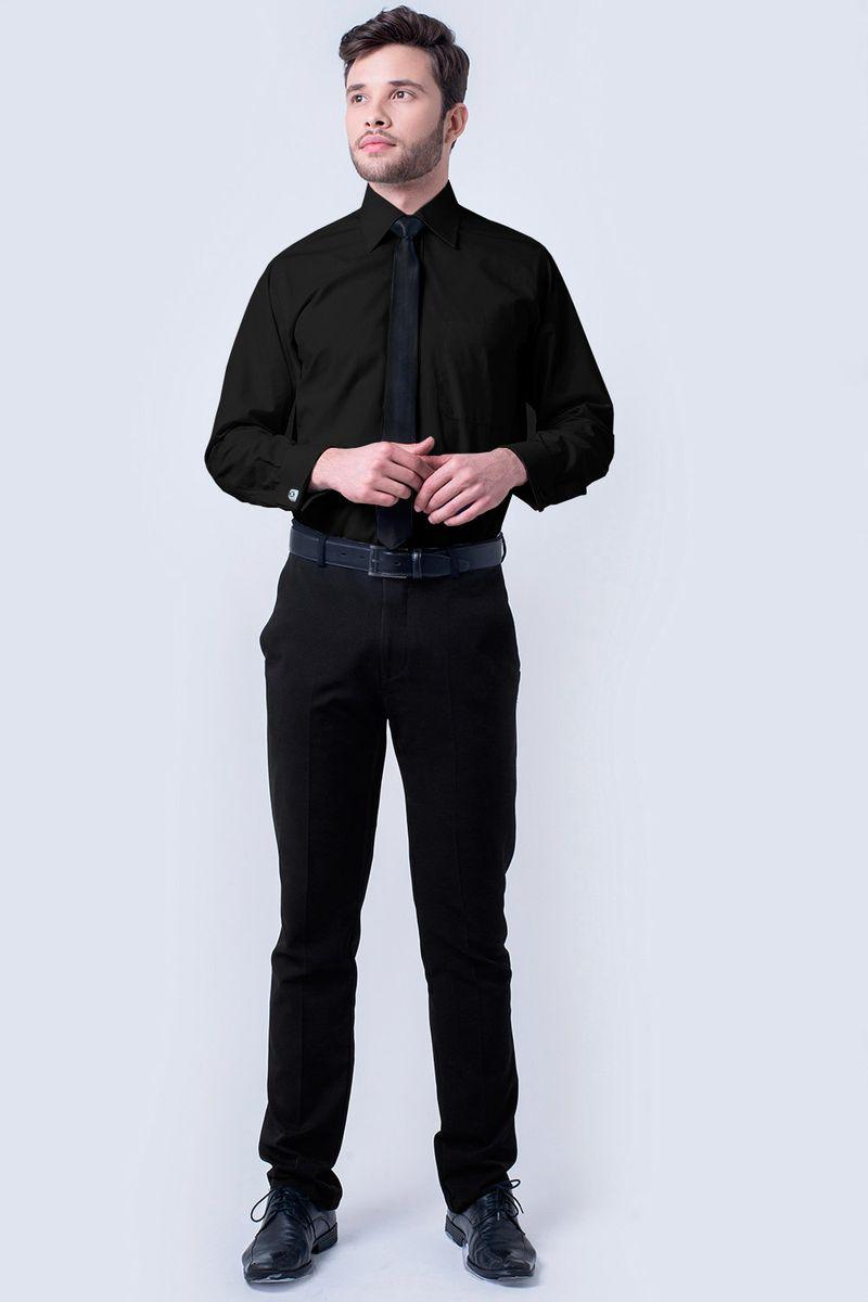 Camisa-social-masculina-tradicional-algodao-fio-60-preto-f06798a-4