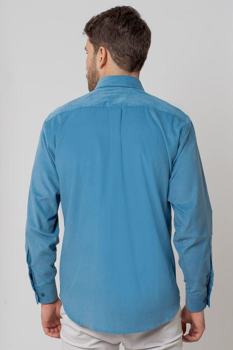 Camisa-casual-masculina-tradicional-veludo-azul-f02033a-2