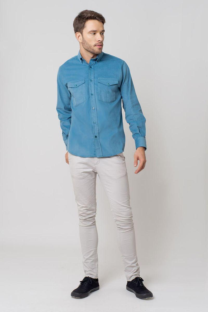 Camisa-casual-masculina-tradicional-veludo-azul-f02033a-4