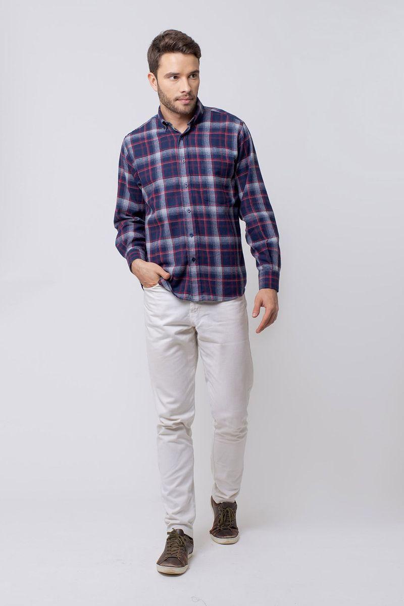 Camisa-casual-masculina-tradicional-flanela-azul-escuro-f08188a-4
