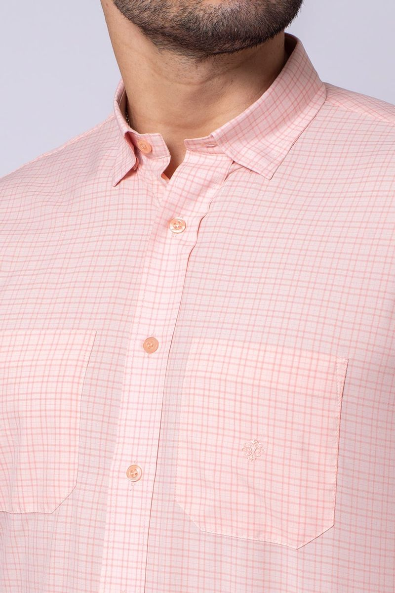 Camisa-Casual-Masculina-Tradicional-Microfibra-Salmao-08032-02