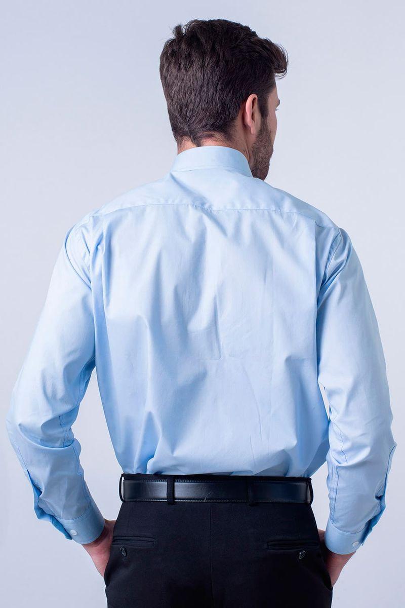 Camisa-Social-Masculina-Tradicional-Algodao-Fio-50-Azul-Claro-07725-02