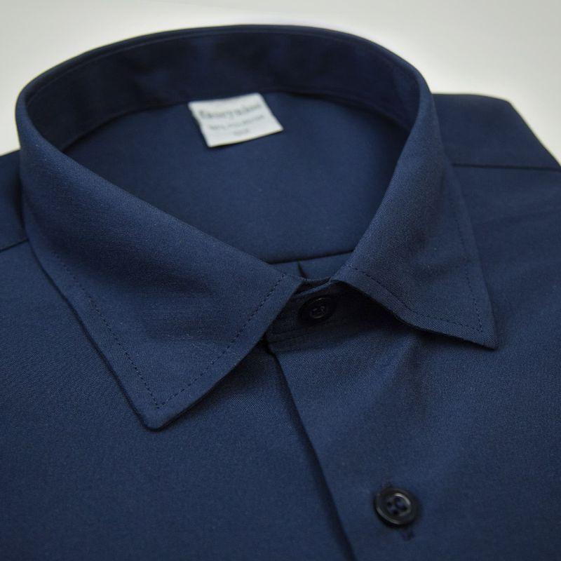 Camisa-Casual-Masculina-Tradicional-Microfibra-Azul-09292-02