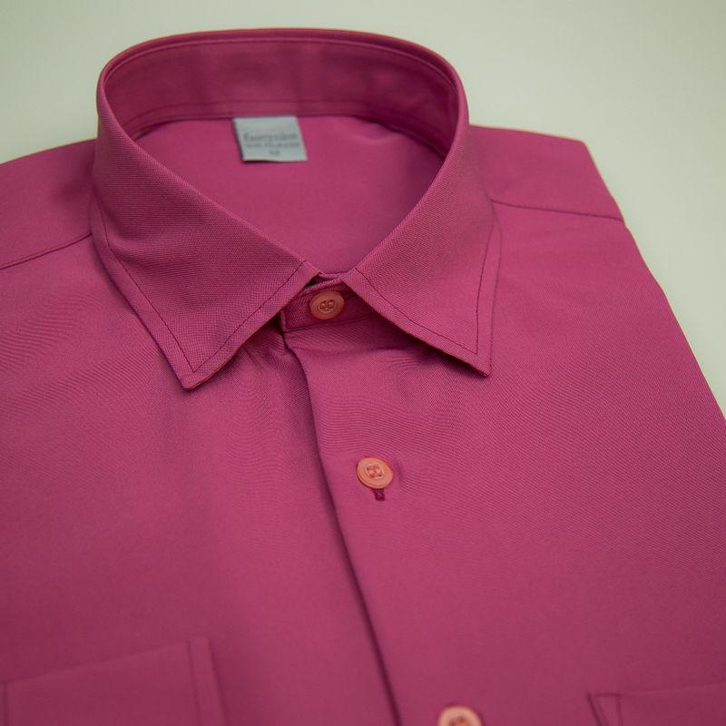 Camisa-Casual-Masculina-Tradicional-Microfibra-Rosa-09494-02